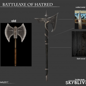 Battleaxe-of-hatred
